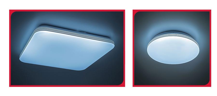 светодиодные светильники в офис и в квартиру заказать в Санкт-Петербурге